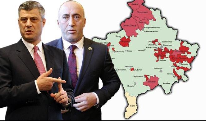 FRKA U LAŽNOJ DRŽAVI KOSOVO, HITNO ZASEDANJE PARLAMENTA: Opozicija bi da spreči Tačija da sa Srbijom razmeni teritorije!