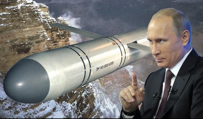 PUTINOVA PORUKA DA NE CVILE KASNIJE ZALEDILA NATO I EU: Rusija će usmeriti raketni arsenal ka saveznicima SAD U EVROPI!