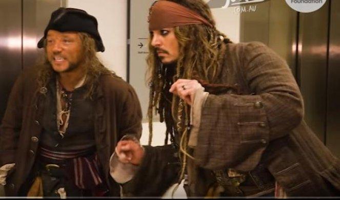 (VIDEO) KAPETAN DŽEK SE VRAĆA! Pogledajte novi trejler za Pirate sa Kariba