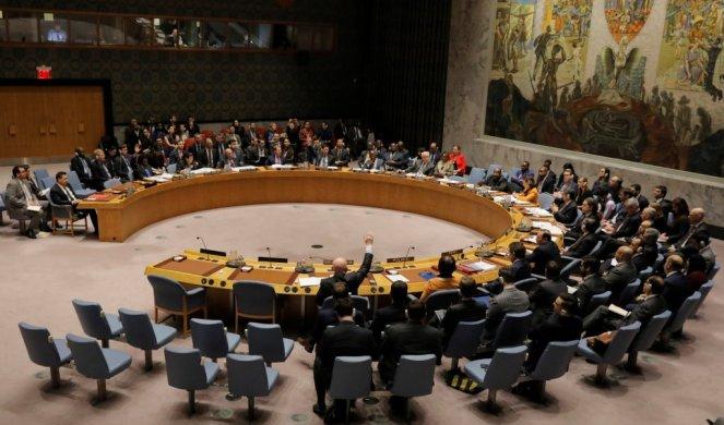 ODBAČENA RUSKA REZOLUCIJA! Savet bezbednosti UN nije usvojio ruski predlog za očuvanje suvereniteta Venecuele!